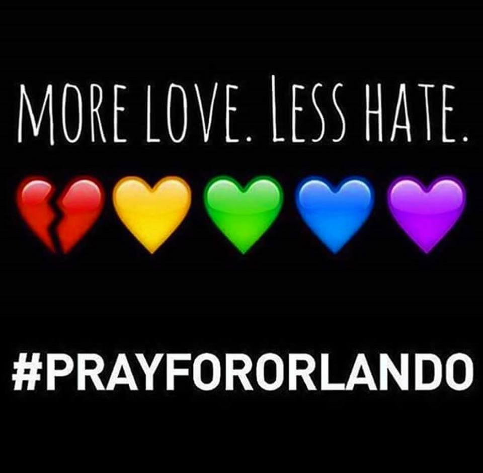 Prayers for Orlando